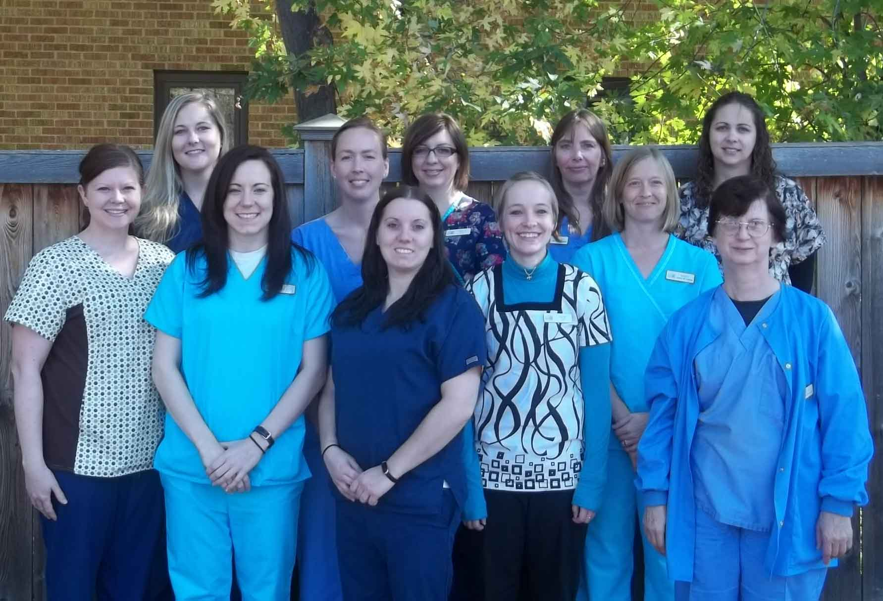 Westgate's Veterinary Technicians 2011